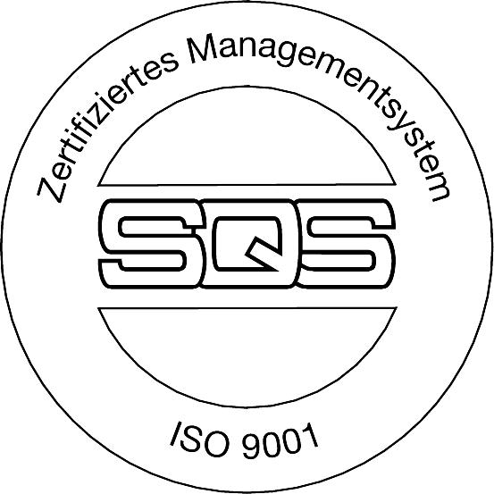 SQS Zertifizierung SECURIX AG