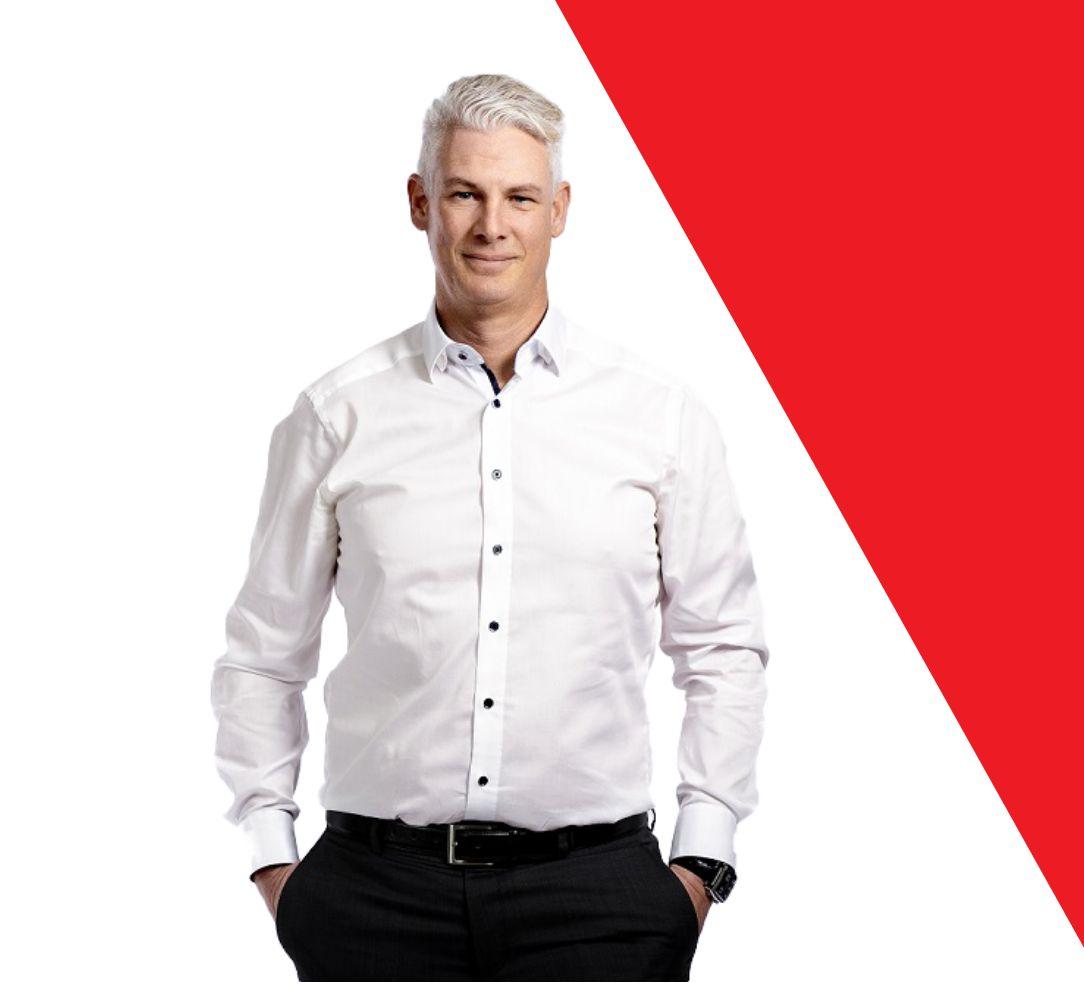 Roger, Facility Management Sales Experts, SECURIX AG